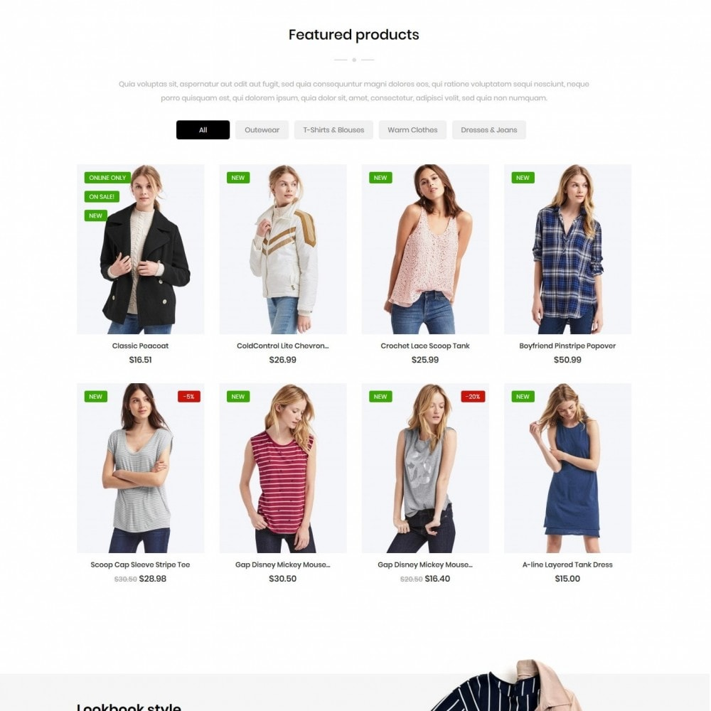 PeopleTalk Fashion Store
