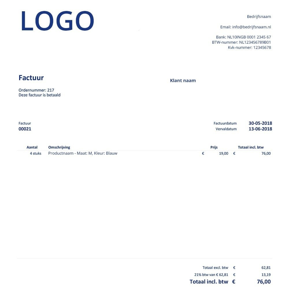 module - Contabilidad y Facturas - FactuurSturen.nl - 3