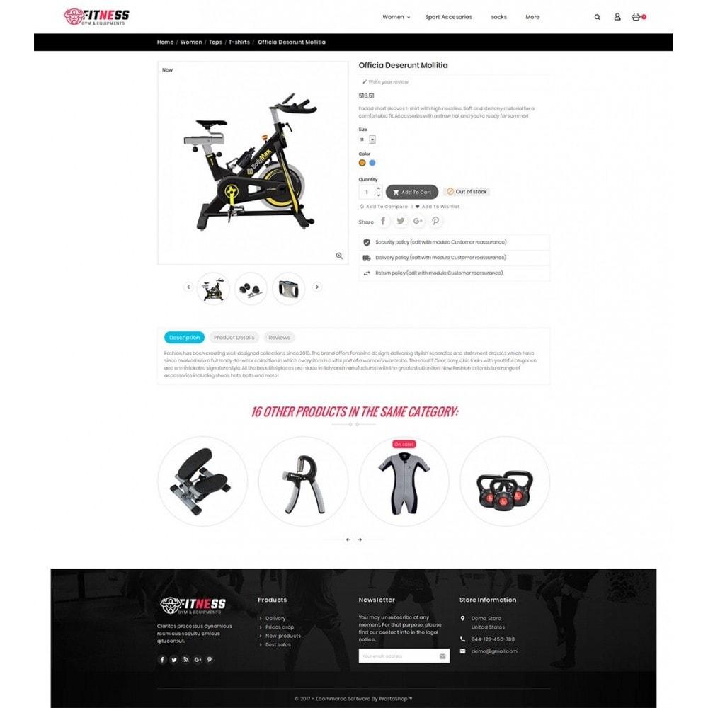 theme - Sport, Attività & Viaggi - Fitness Gym Equipment - 6