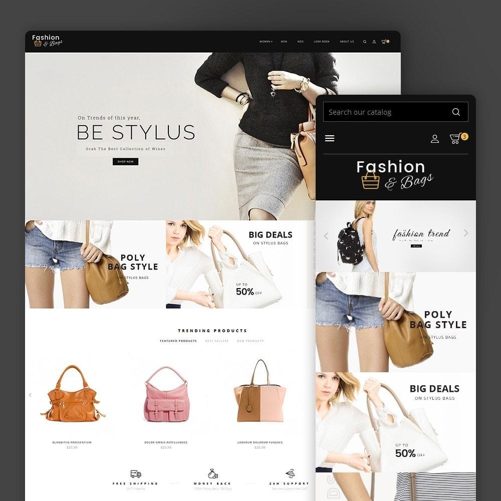 theme - Moda & Calzature - Fashion Bag Store - 2