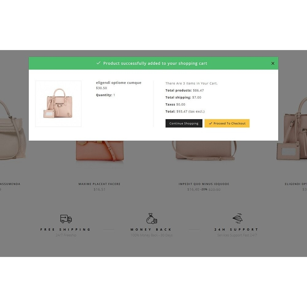 theme - Moda & Calzature - Fashion Bag Store - 9