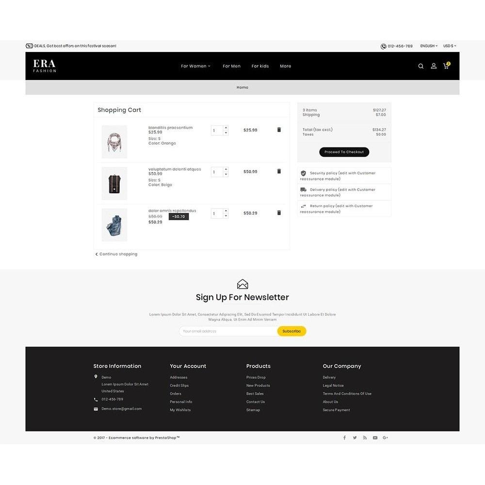 theme - Mode & Chaussures - Era Fashion Store - 7
