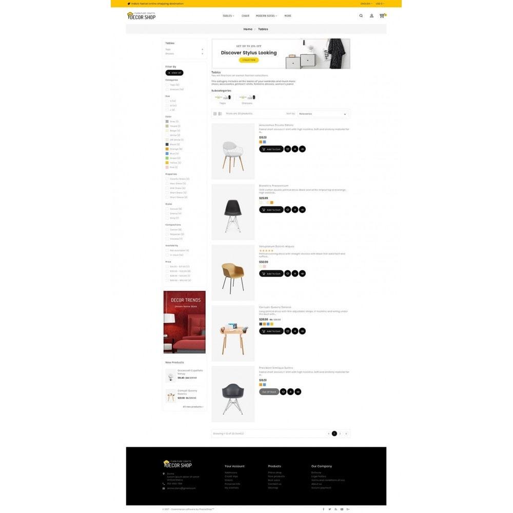 theme - Maison & Jardin - Decor Furniture Shop - 5