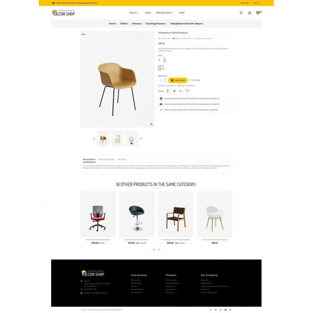theme - Casa & Giardino - Decor Furniture Shop - 6