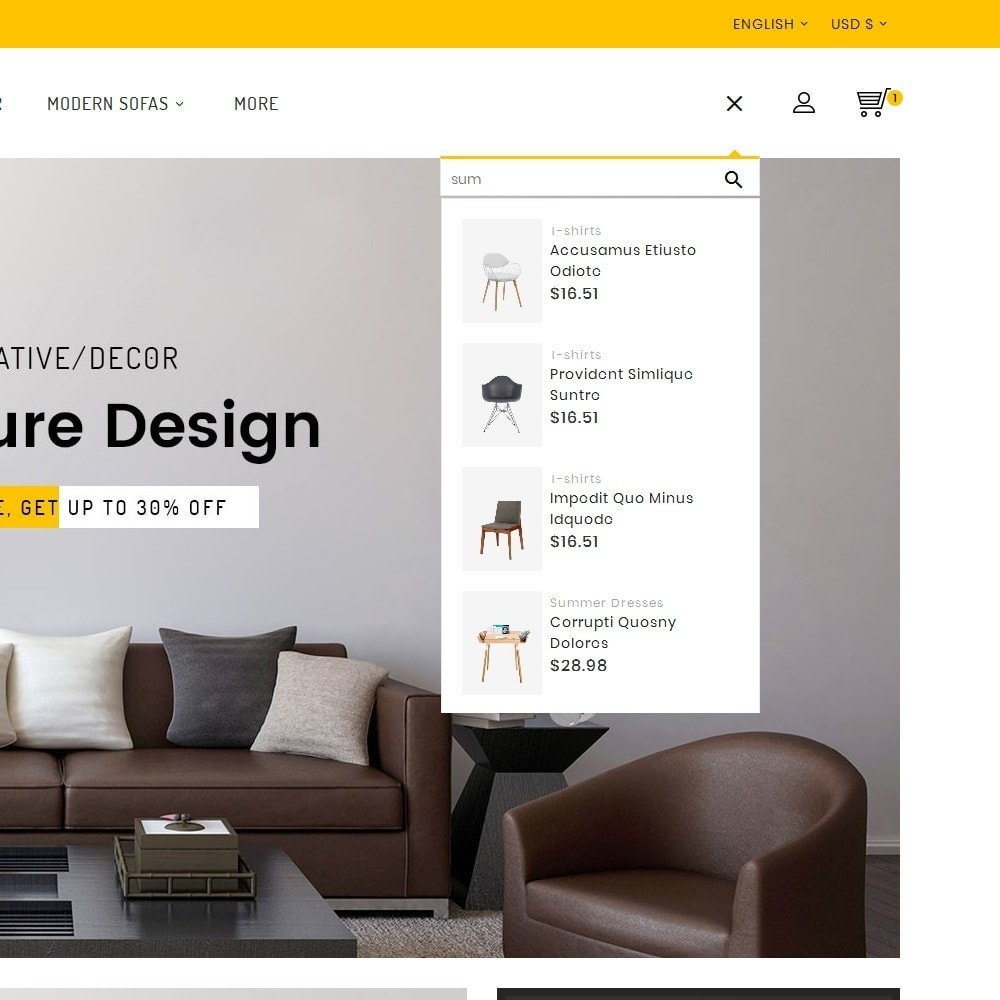theme - Casa & Giardino - Decor Furniture Shop - 10