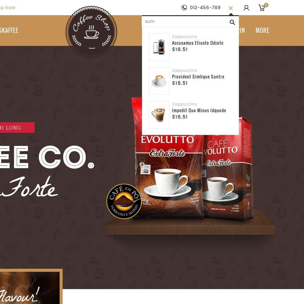 theme - Getränke & Tabak - Coffee Shop - 10
