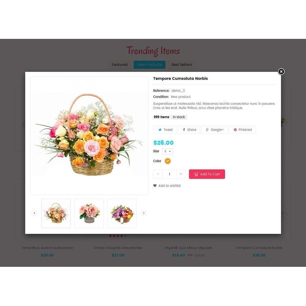 theme - Cadeaux, Fleurs et Fêtes - Bloom Flower Store - 8