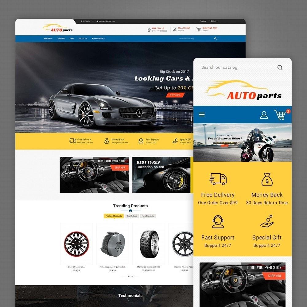 theme - Auto & Moto - Auto Parts - 2