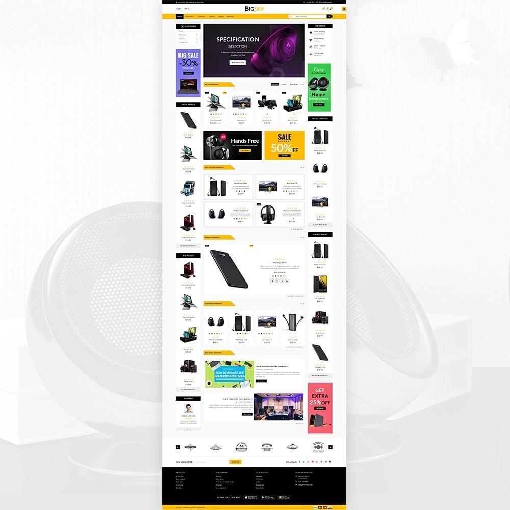 BigShop - Electronic Mega Super Store