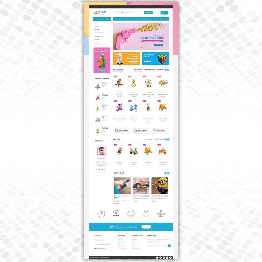 theme - Дети и Игрушки - Магазин игрушек - 2