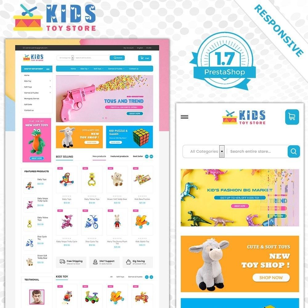 theme - Kinder & Spielzeug - Spielzeugladen - 1