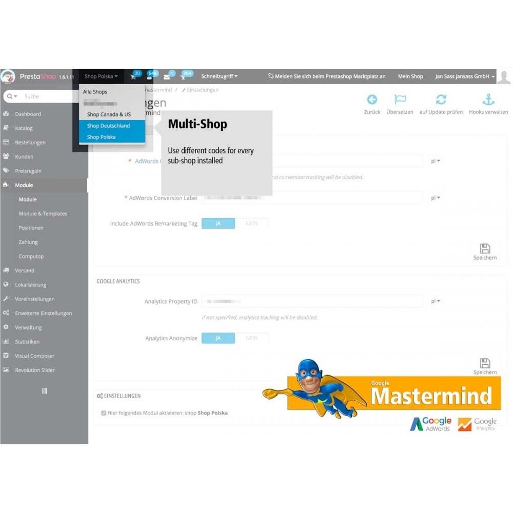 module - Analysen & Statistiken - Google Mastermind - 3