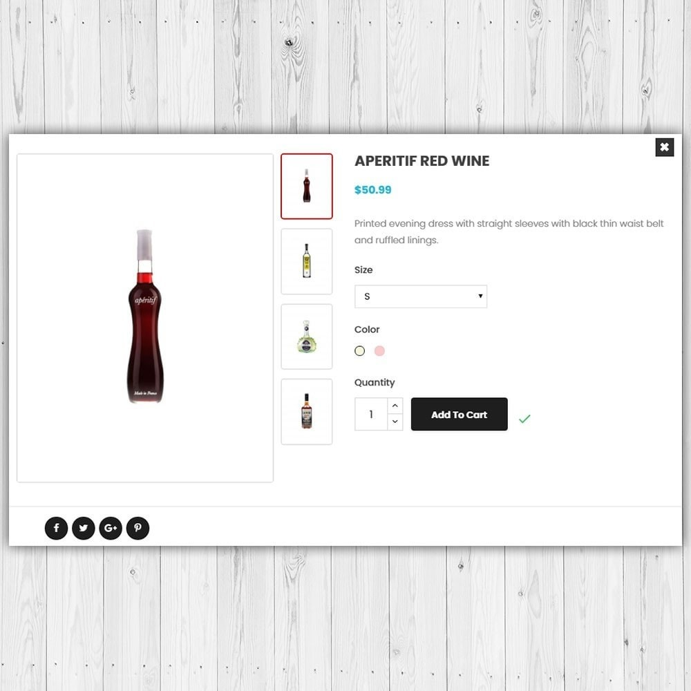 theme - Boissons & Tabac - Magasin d'alcool - 7