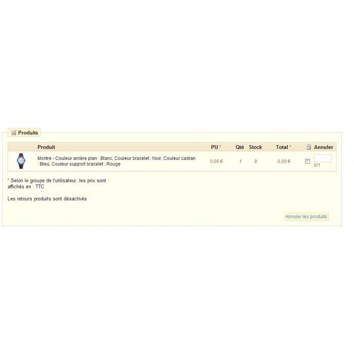 module - Diversificação & Personalização de Produtos - Product customization - 9