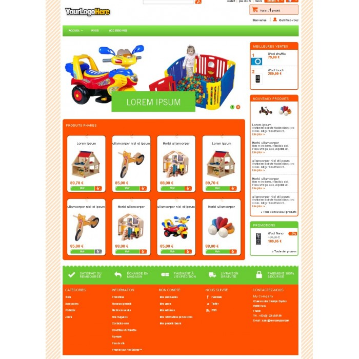 theme - Kinderen & Speelgoed - Toys land 1.5 - 3