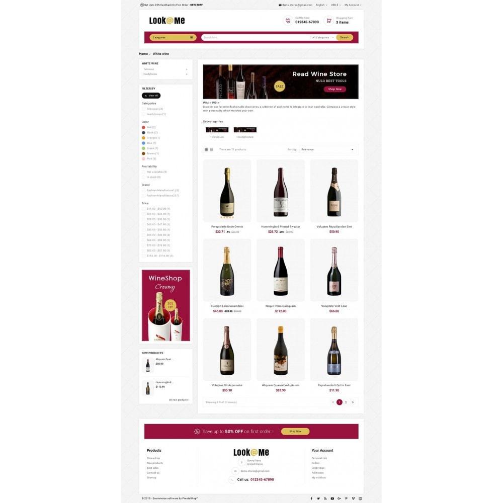 Look me Wine Store