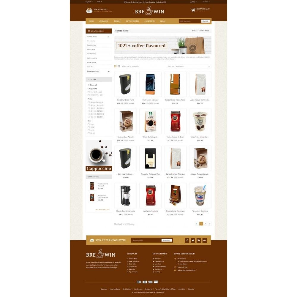 Brewin coffee Shop