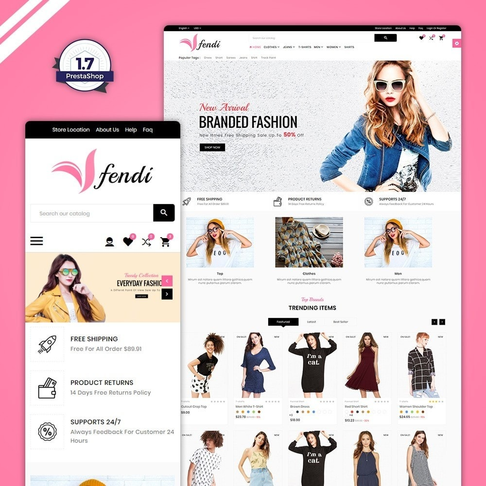 Fendy – Fashion Style Mega Shop