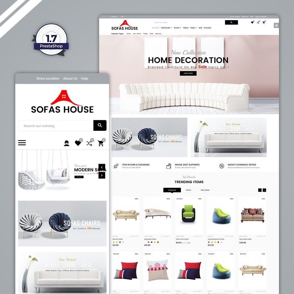 Sofa House – Furniture Mega Store