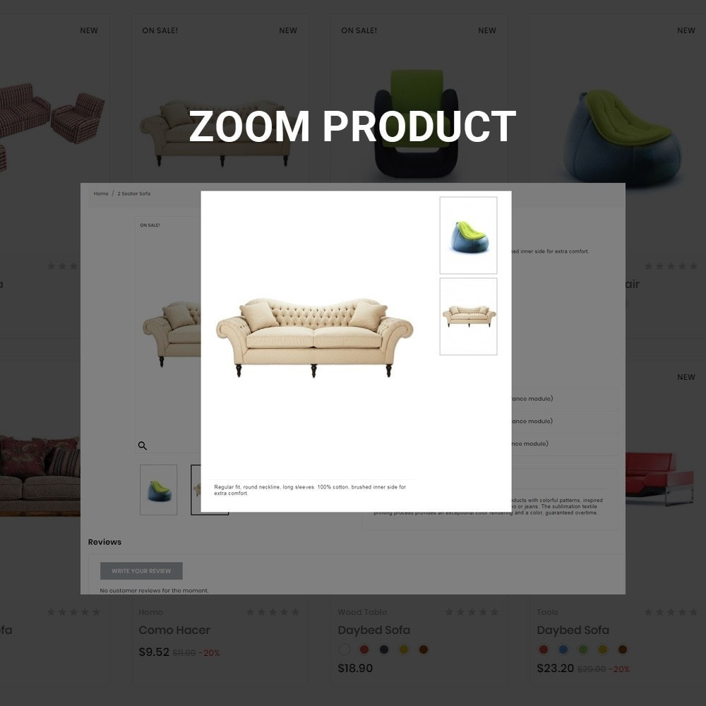 theme - Дом и сад - Sofa House – Furniture Mega Store - 6