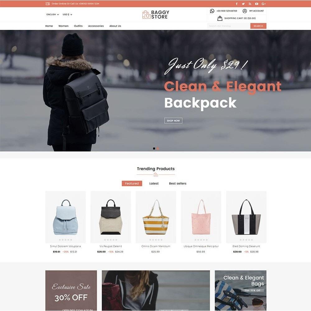 Baggy Bag Store
