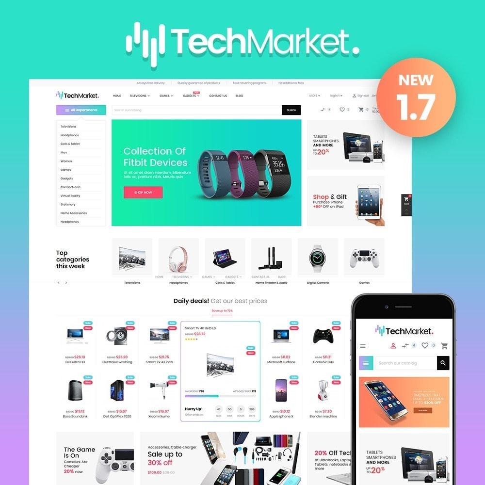 Techmarket - Electronics Store
