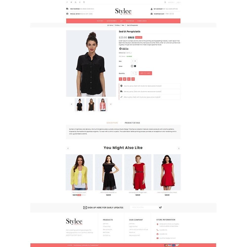 theme - Moda & Calçados - Stylee Store - 5