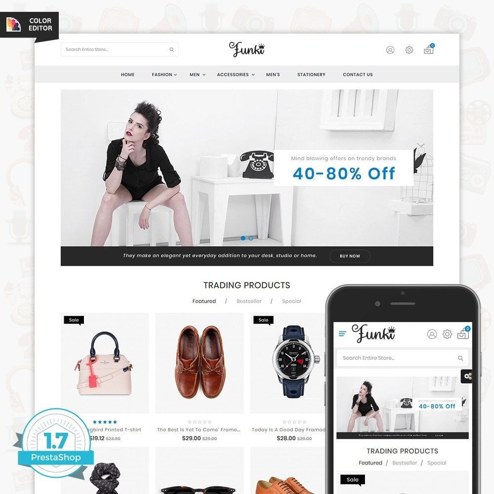 Funki - Fashion Store