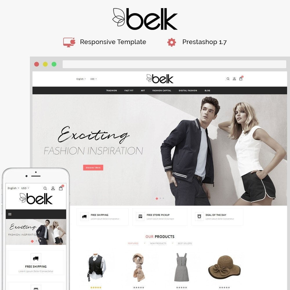 Belk Fashion Store
