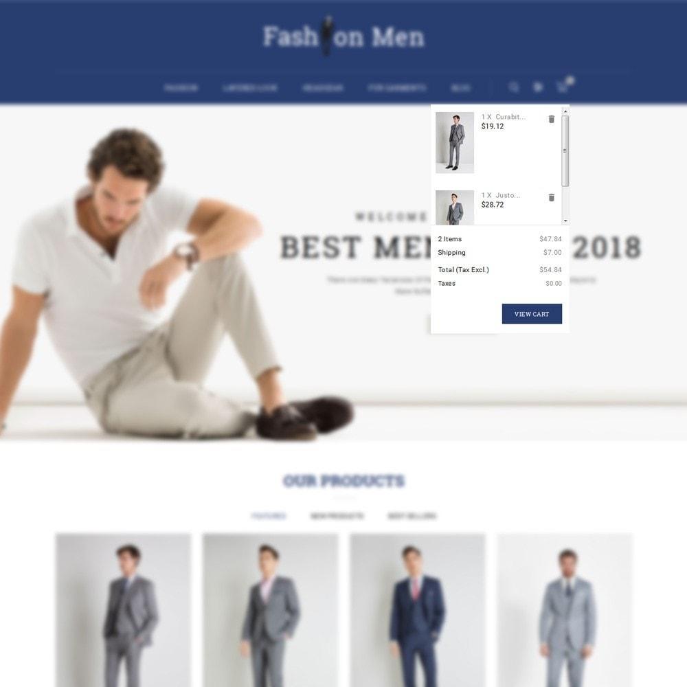 theme - Moda y Calzado - Fashionmen Demo Store - 7