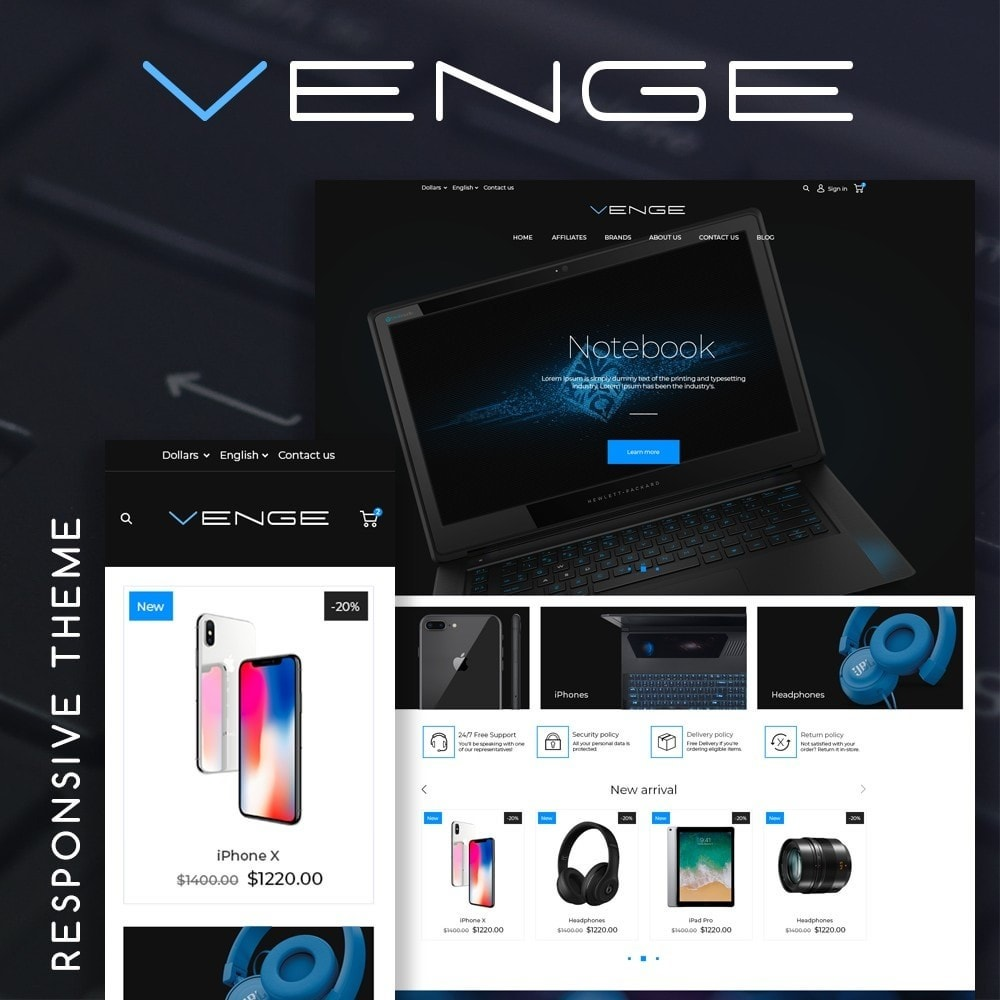 Venge - High-tech Shop