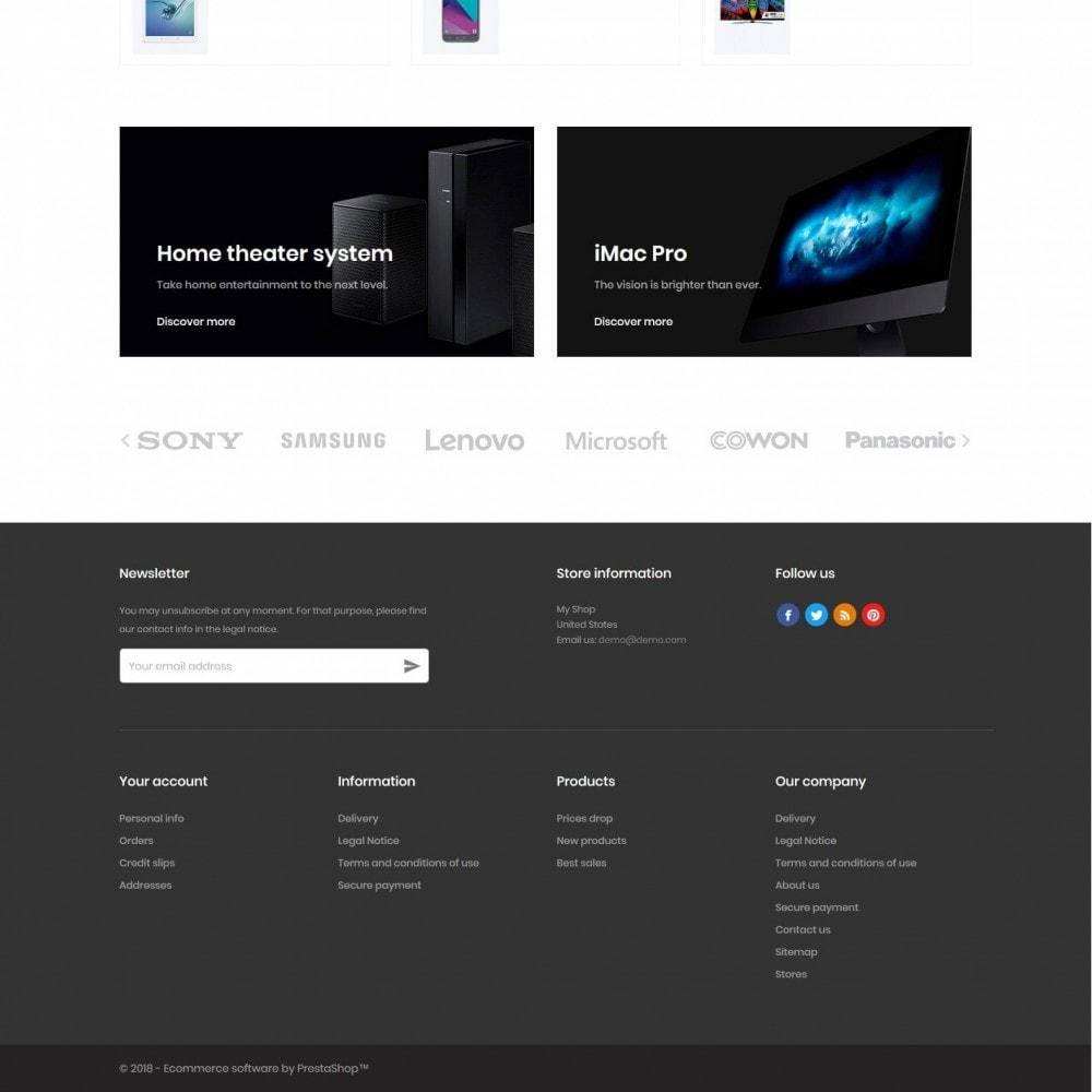 Infogra - High-tech Shop