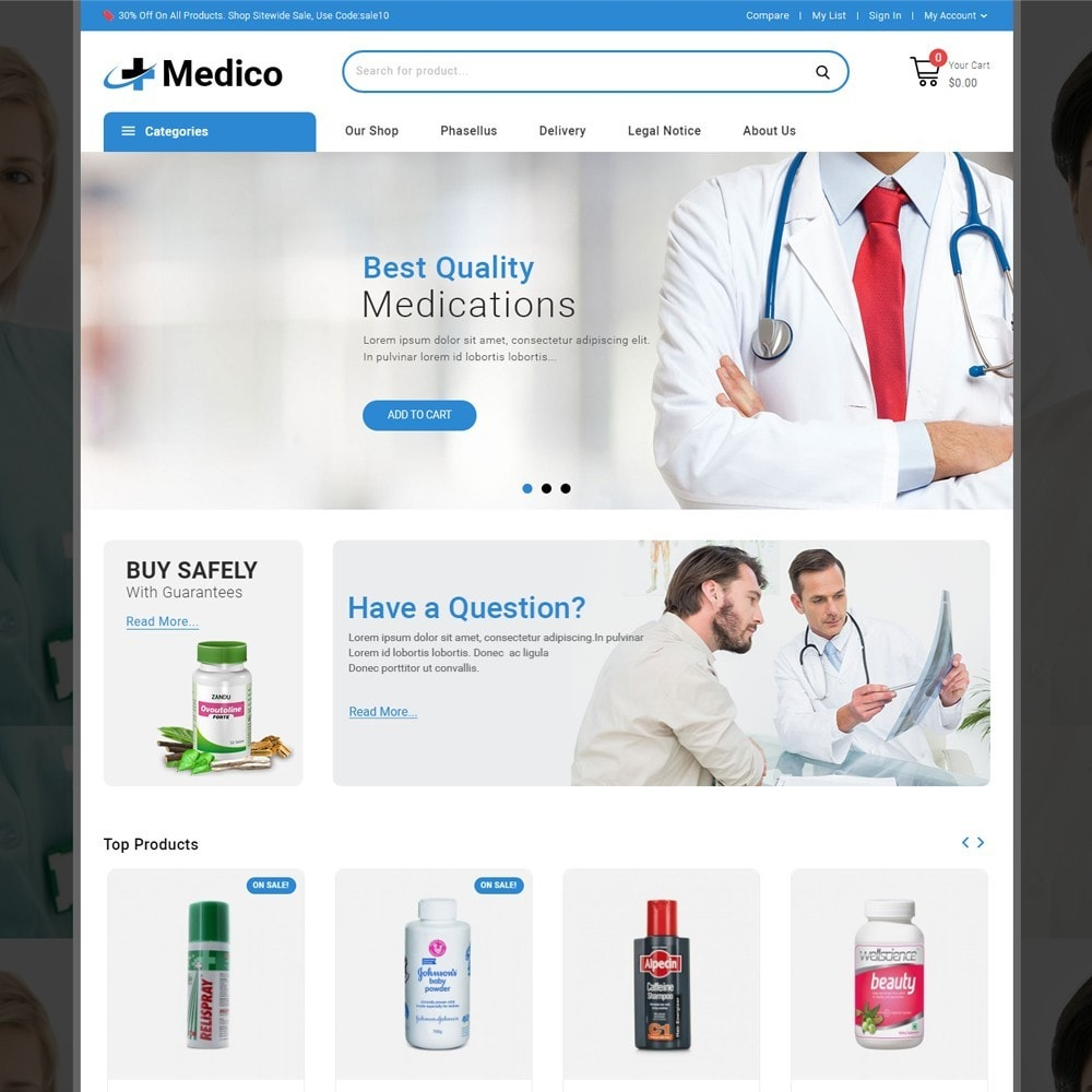 Medico - The Medical Store
