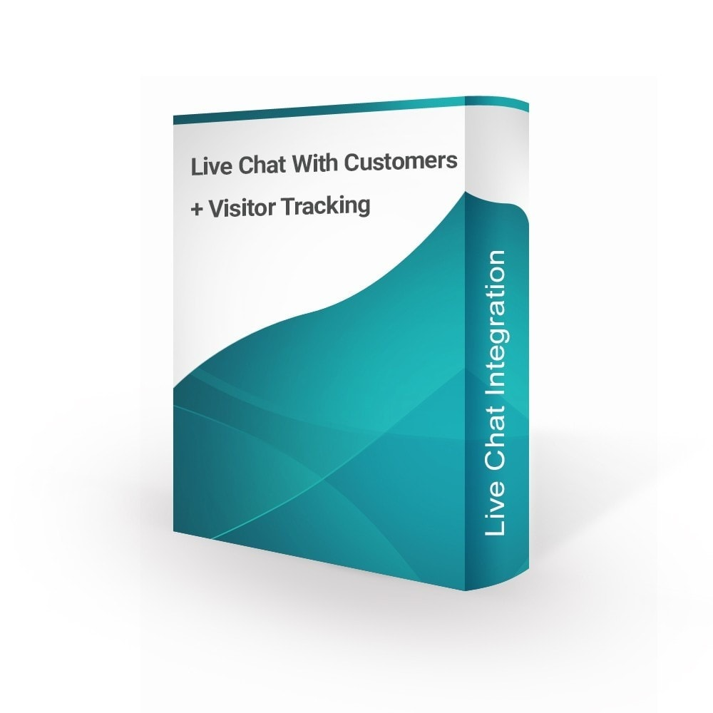 module - Asistencia & Chat online - Purechat - Live Chat With Customers + Visitor Tracking - 1