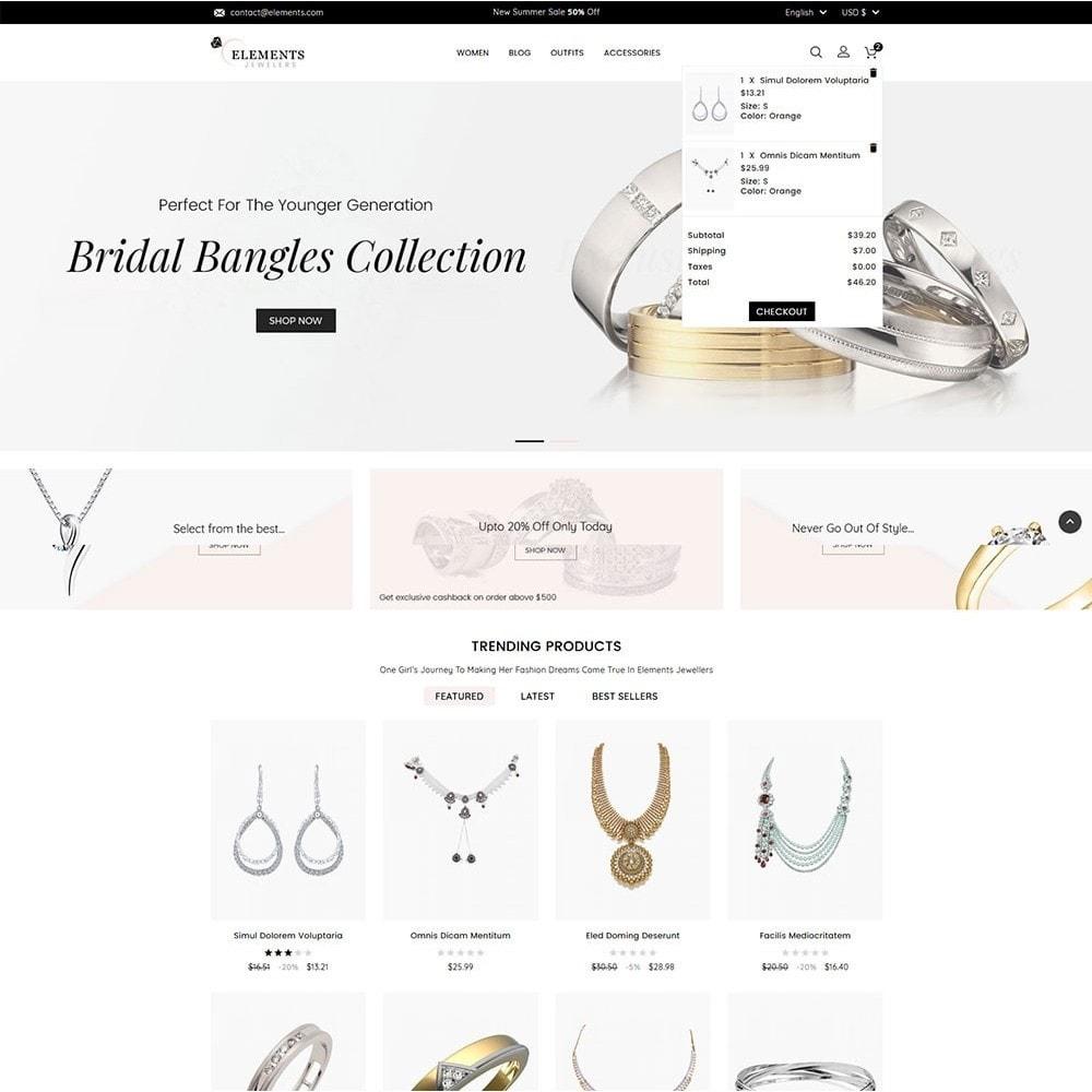 Elements Jewellery Store
