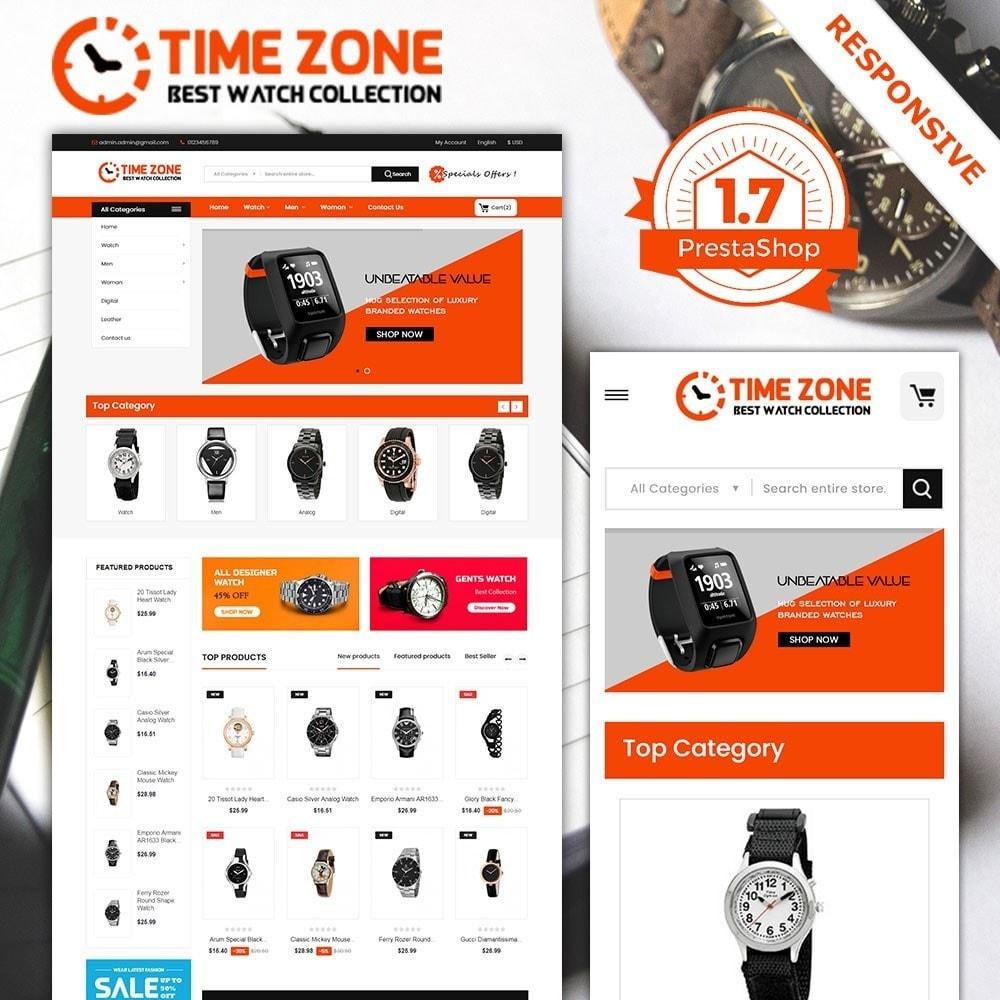theme - Мода и обувь - Магазин часов - 2
