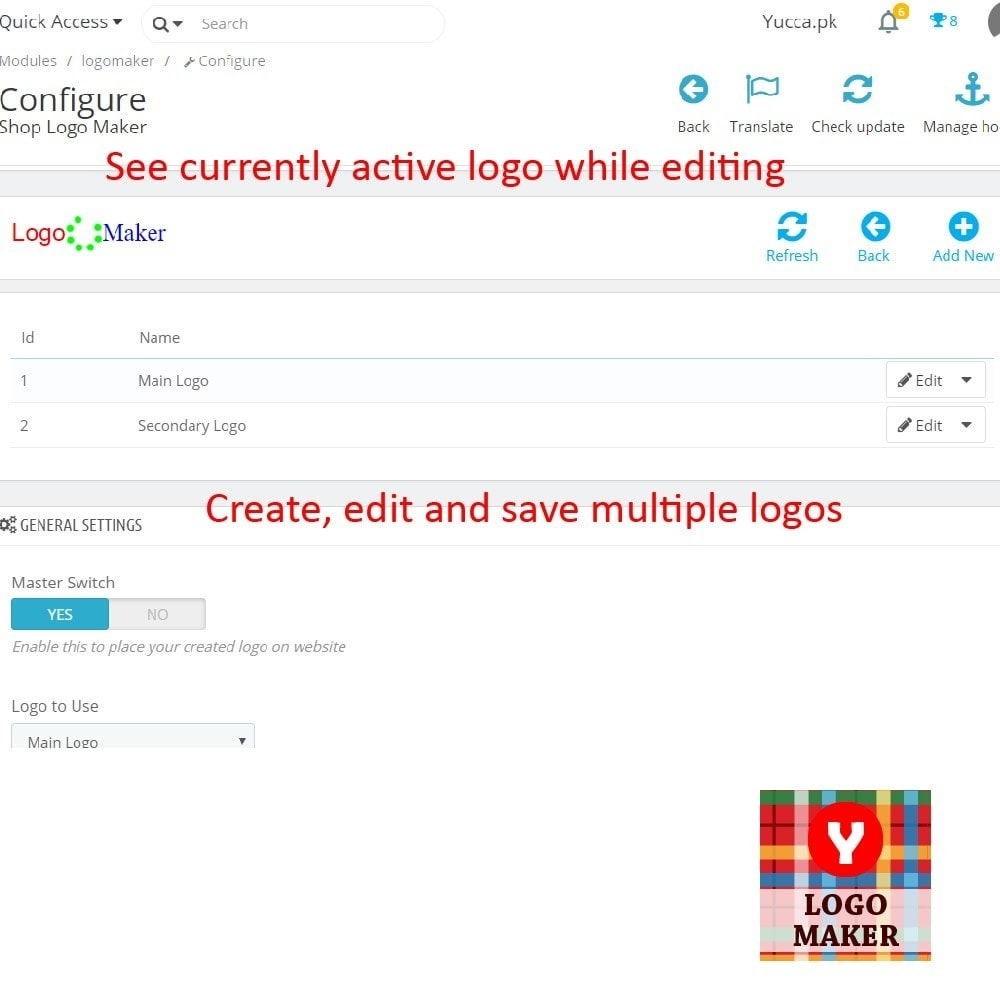 module - Badges & Logos - Yucca Logo Maker Pro - 4