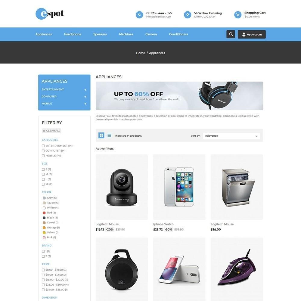 Espot Electronics Store