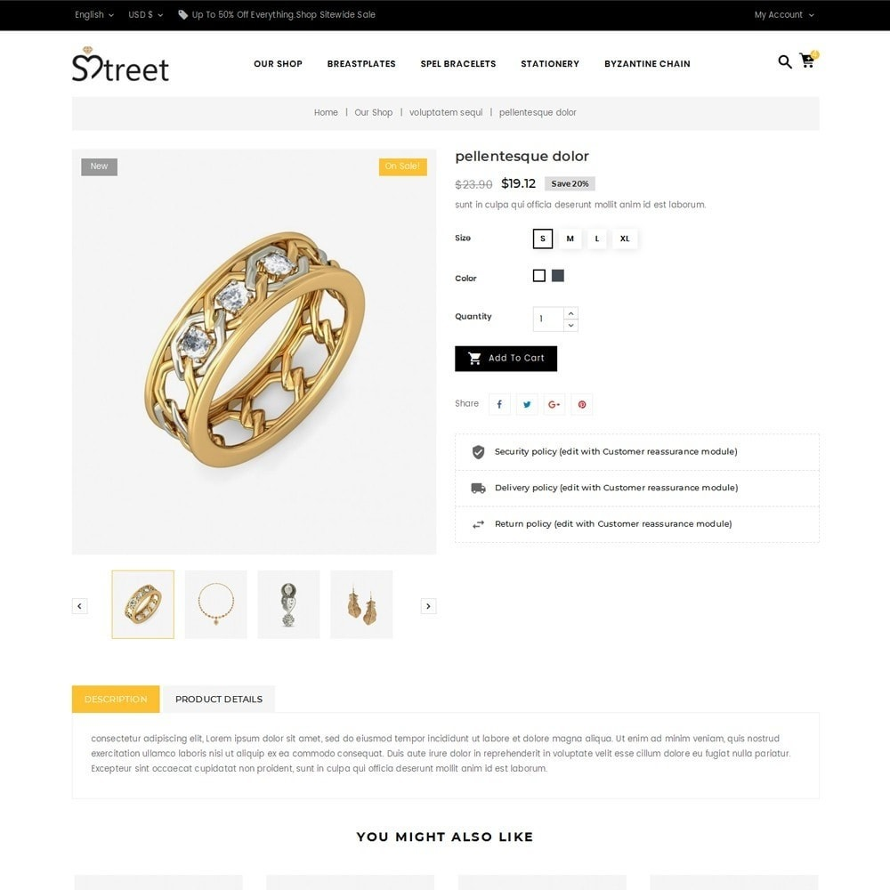 theme - Schmuck & Accesoires - Treet - The Jewelry Store - 6