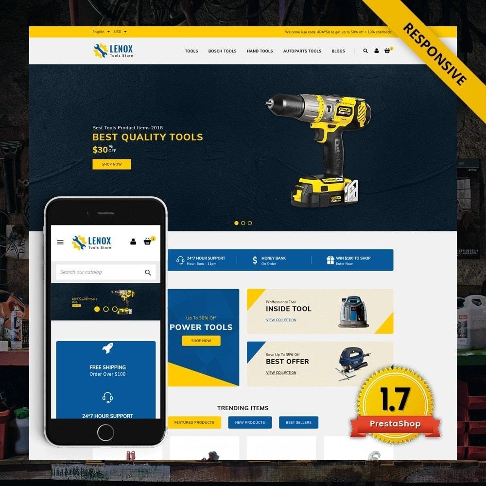Lenox - Tools Shop
