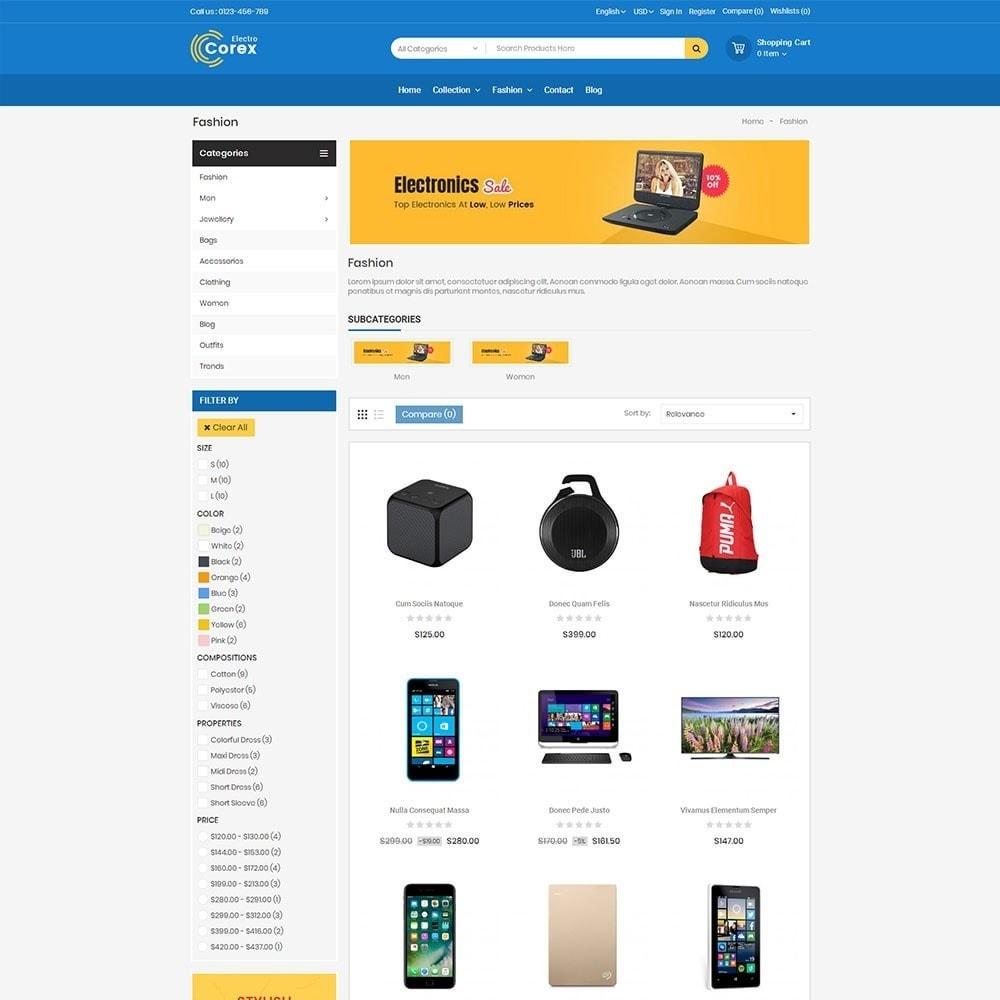 Corex Electro Store
