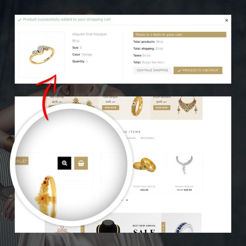 theme - Jewelry & Accessories - Fidelis - Jewelry Store - 5