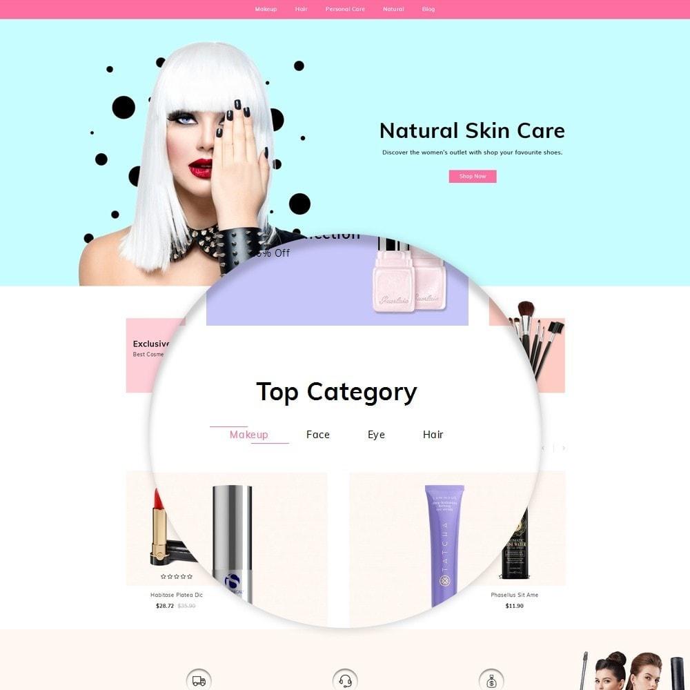 theme - Health & Beauty - Vanity - Mackup Store - 6