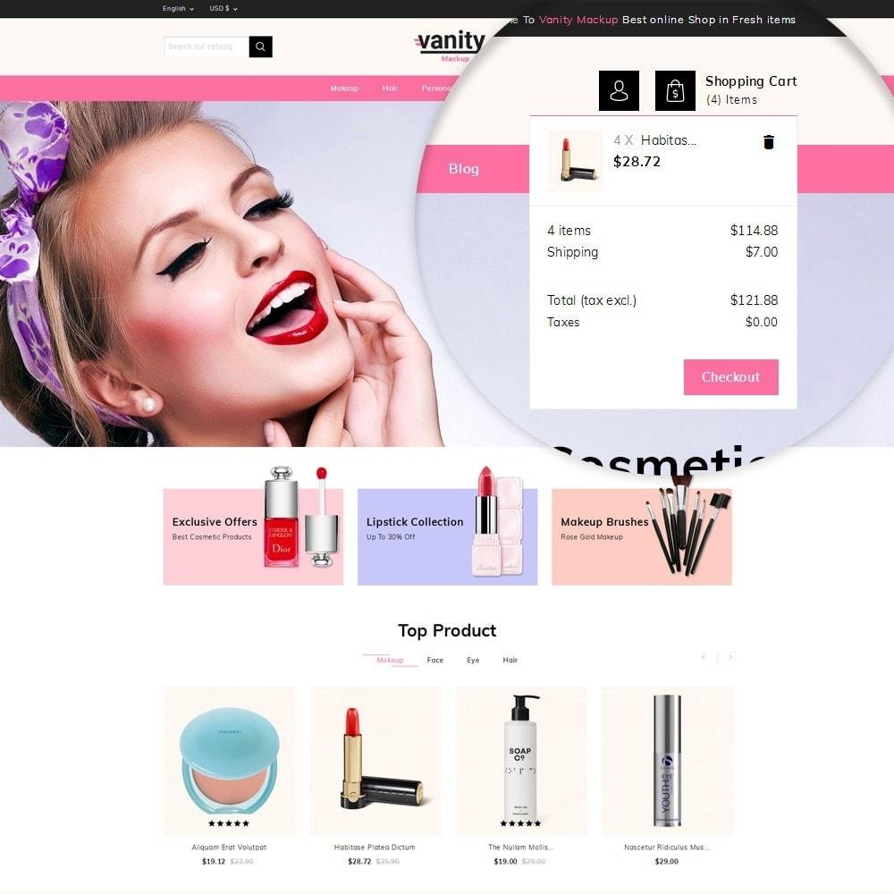 theme - Health & Beauty - Vanity - Mackup Store - 9