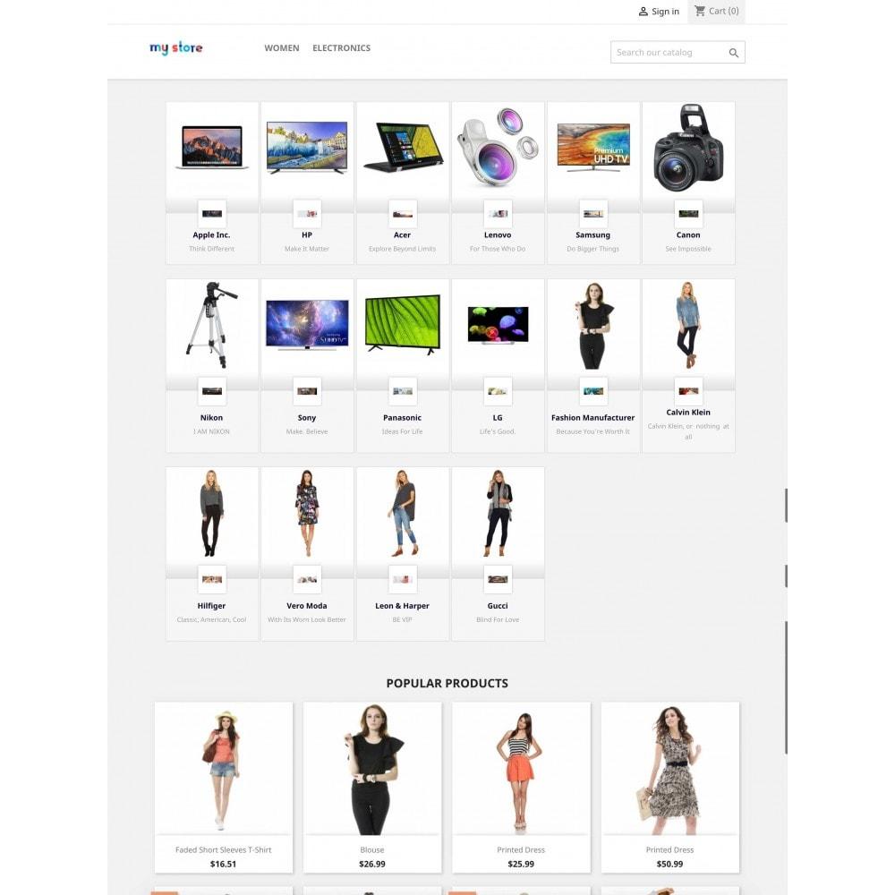 module - Бренды и производители - Brands Wall - 4