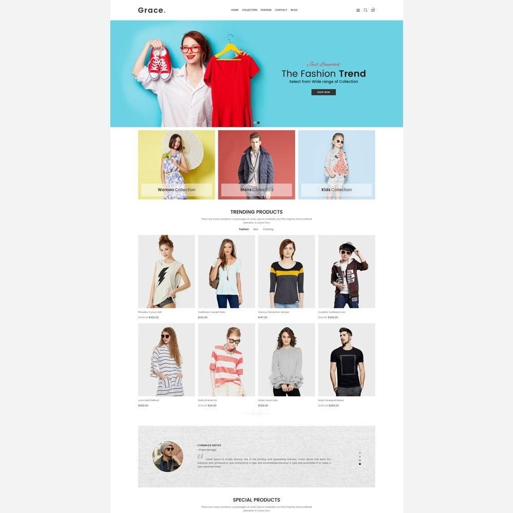 theme - Moda & Obuwie - Grace Fashion Store - 2