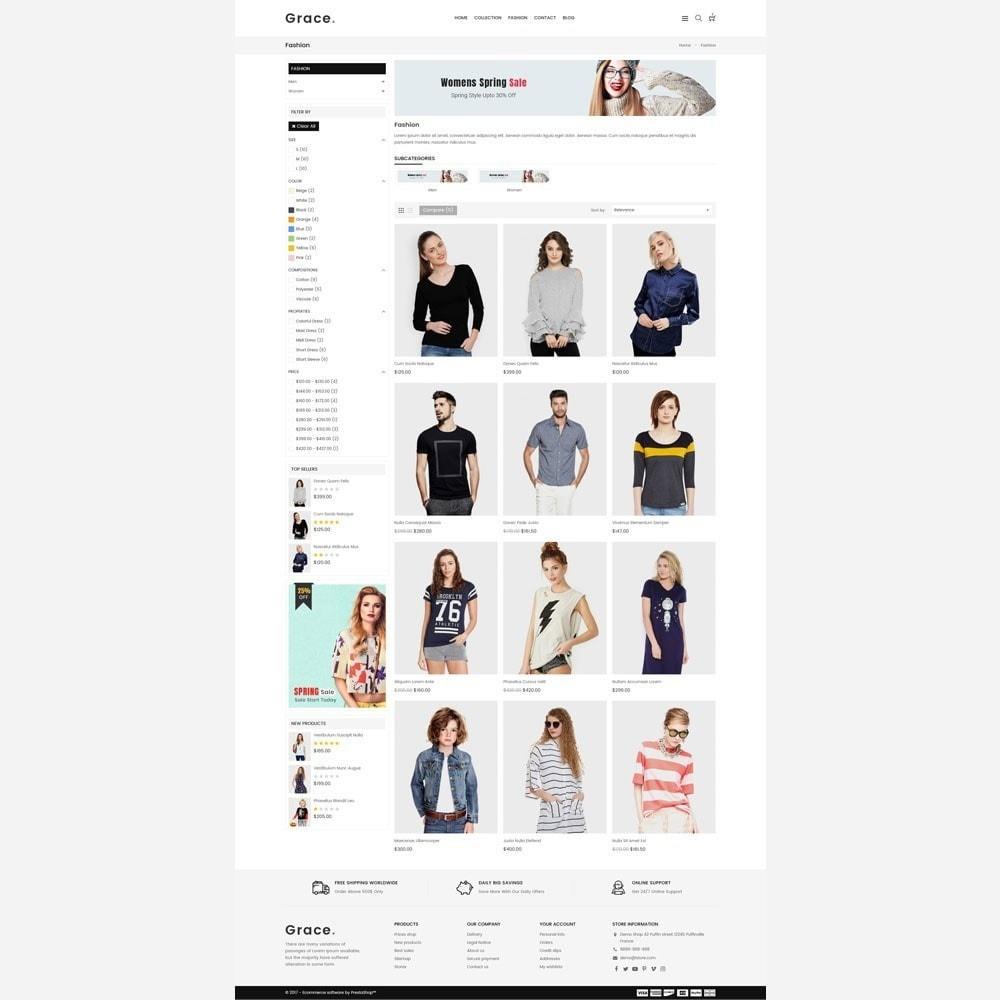 theme - Mode & Schoenen - Grace Fashion Store - 3