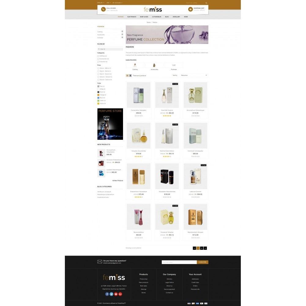 theme - Gesundheit & Schönheit - Femiss - Perfume Store - 3