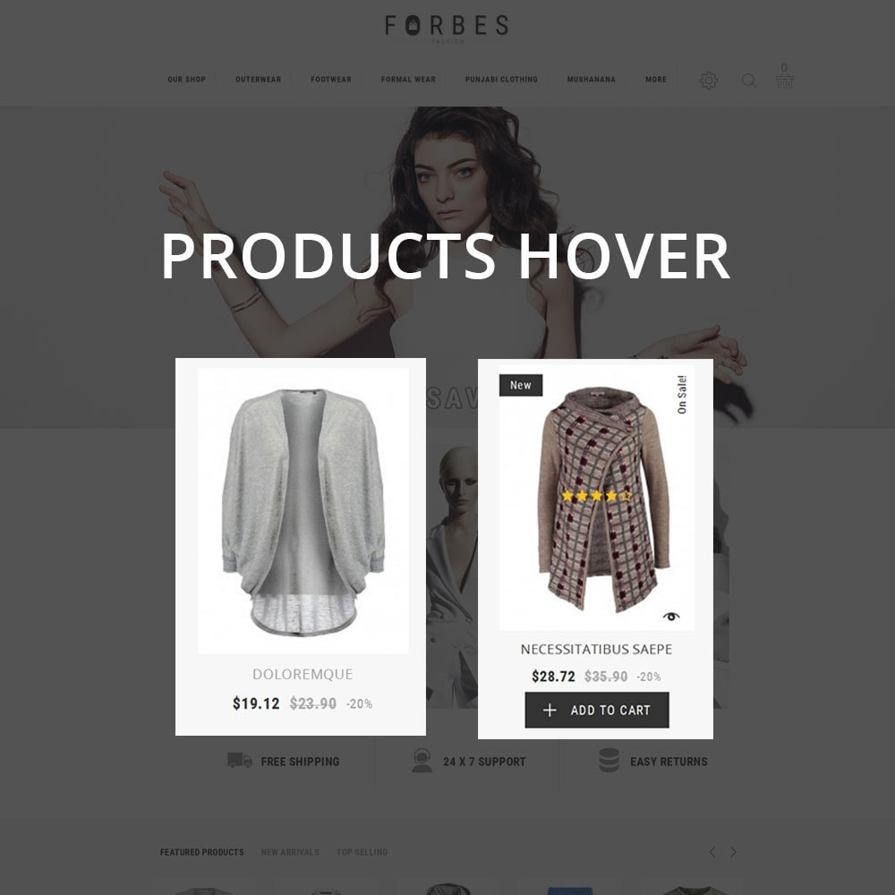 theme - Moda & Obuwie - Forbes - The Fashion Store - 11