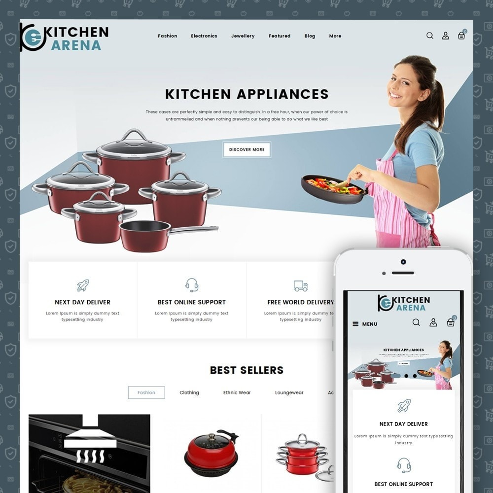 Arena Kitchen Store